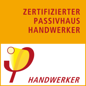Zertifizierter Passishaus Handwerker