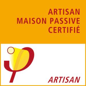 Artisan maison passive certifié